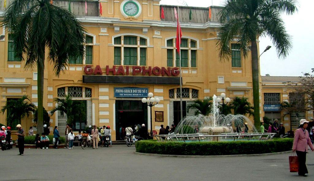 Découvrez Haiphong, la quatrième ville du Vietnam, un port près de Hanoi.