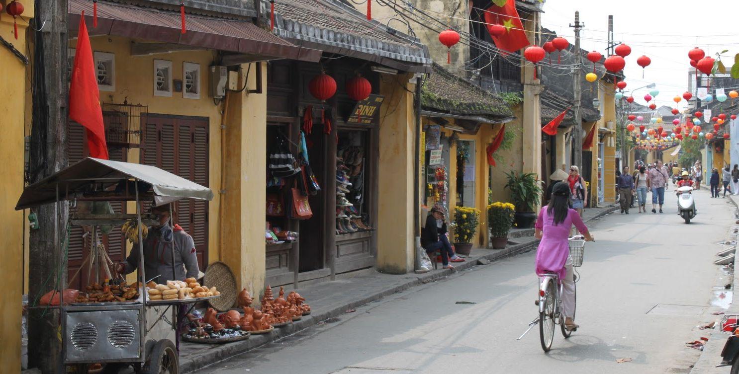 Découvrez la ville de Hoi An au Vietnam
