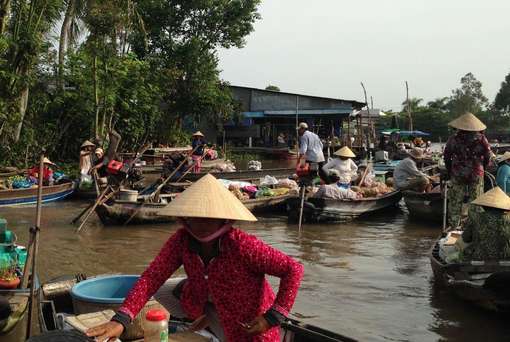 Pourquoi visiter Cần Thơ dans le sud du Vietnam