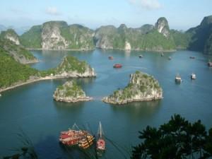 vietnam halong baie