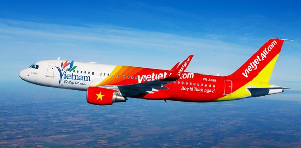 VietJet annonce une nouvelle ligne nationale entre Ho Chi Minh-Ville et Chu Lai