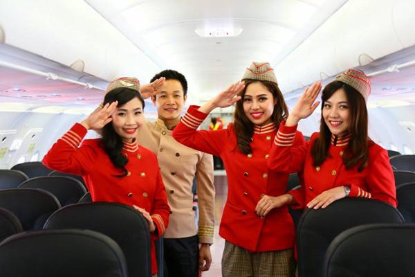 Vietjet débute les vols Hanoi – Yangon